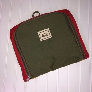 Never used REI storage cosmetic or organizer bag
